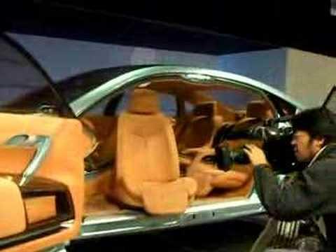 Osaka Motor Show 2007 Nissan Intima Youtube
