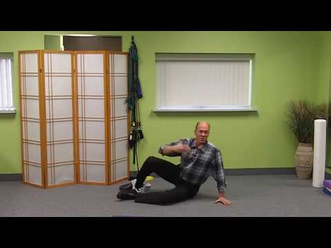 "My favorite hip exercise that also ""switches on"" organic open posture"