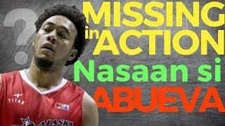 Calvin Abueva  - Missing In Action, Nagaalala na si Coach Compton