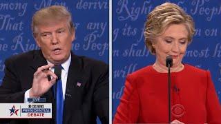 presidential debate part 7 clinton s stamina