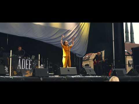Adée performing Eleanor live at Karl-Oskarsdagarna