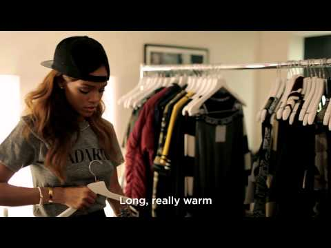 Rihanna For River Island Autumn Collection Part 2