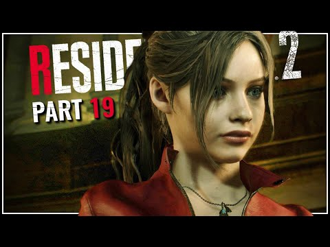 Anticipation - Let's Play Resident Evil 2 Remake Blind Part 19 [Claire B PC Gameplay]