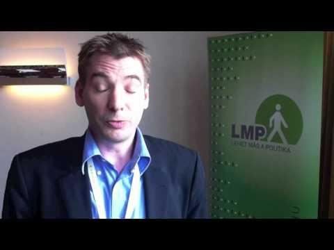 Jávor Benedek, MP for LMP (Hungarian Greens)