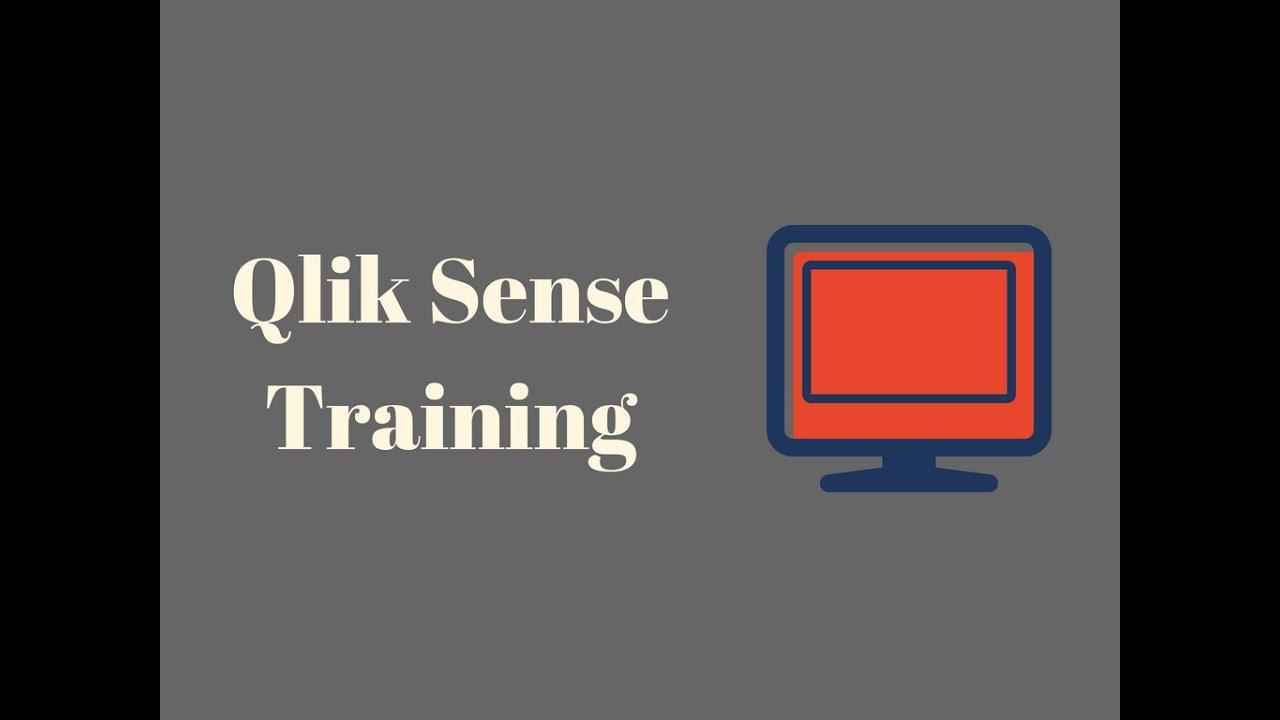 Qlik Sense training | Qlik Sense Server Hub online training from India
