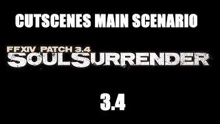 FFXIV 3.4 Main Scenario Cutscenes