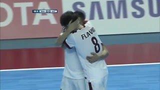 MALAYSIA vs QATAR: AFC Futsal Championship 2016 (Group Stage)