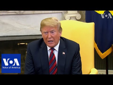 """Trump: Talks on North Korea summit going """"very well"""""""