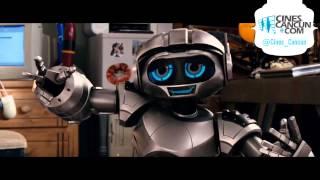 Robosapien  Cody Un Robot Con Corazón Trailer