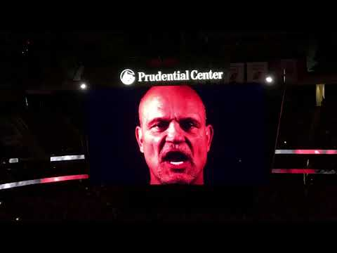 New Jersey Devils 2018 Playoff Intro Video ECQF Game 3 vs. Tampa Bay Lightning