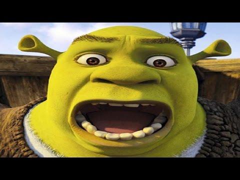 Shrek 3 Deleted Scenes