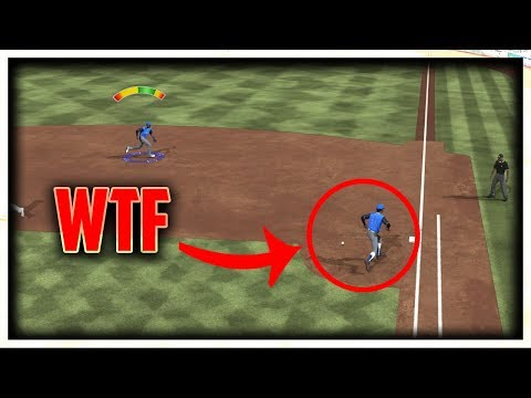 THE COMPUTER AI IS SO SMART !   MLB The Show 17
