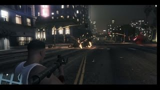 (GtA5) Grand Theft Auto 5 - Action in GTA mit Cheats - PC Gameplay