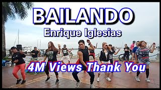 Download lagu BAILANDO - ENRIQUE IGLESIAS (ENGLISH VERSION) Dance Fitness |