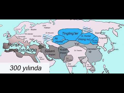 Orta Asya Türk Ezgileri (Shamanic-Tuva-İgil)