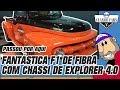 Passou Por Aqui   Fantástica F1 Com Chassi De Explorer 4.0!