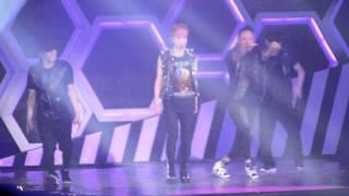 121027 SHINee World II in Hong Kong - Hair + Judas (Key Solo)