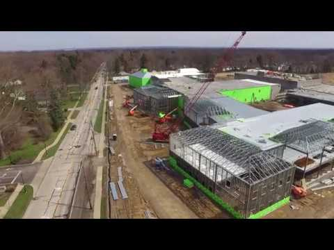 North Olmsted City School Construction