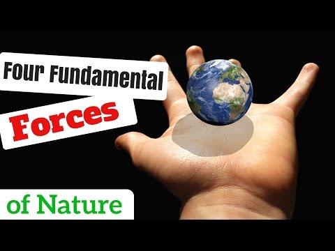 प्रकृति के 4 मौलिक बल. (The 4 Fundamental Forces of Nature) || Hindi ||