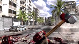 Serious Sam 3: BFE Xbox 360 Level 1 Summer in Cairo 720P gameplay