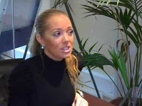 Aisleyne - Interview for No Smoking Day 2008