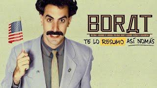 Borat (La Uno) | #TeLoResumo