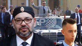 عاجل.. الملك محمد السادس بالحسيمة واخبار مفرحة وولي العهد يتجول بشوارع المدينة
