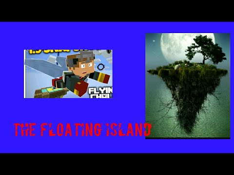 Minecraft the knight adventures ep 4 the floating island
