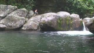 Mouse Creek Falls & Midnight Hole