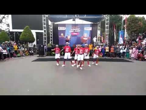 WCD DANCE CREW_ASEAN GAMES 2018 @AMBON
