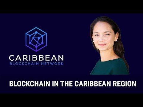 Blockchain in the Caribbean, Curacao Bitcoin & Crypto Taskforce - Priscilla Lotman