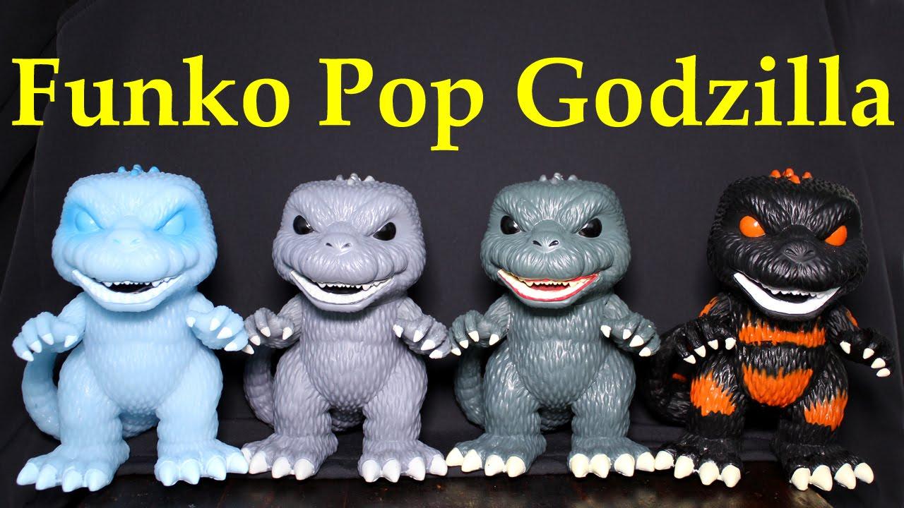 Funko Pop Godzilla Review Youtube