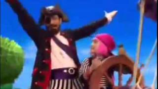 Pirate Song From LOL Limewire (Originally From Lazy Town)