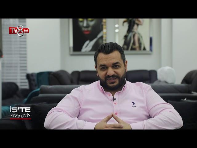 Tv8 İnt İş'te Avrupa Programı / İHLAS MOBİLYA