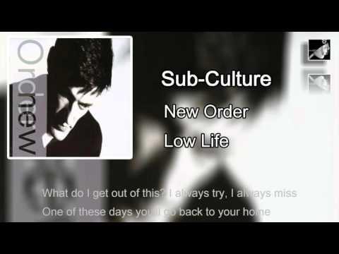 Subculture with lyrics