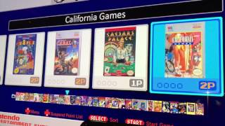 NES Classic with All NES Games