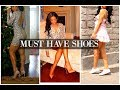 10 SHOES EVERY GIRL MUST HAVE | WARDROBE ESSENTIALS