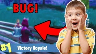 BUG ASSURDO DURING THE PARTY!!!! - Fortnite Battle Royale