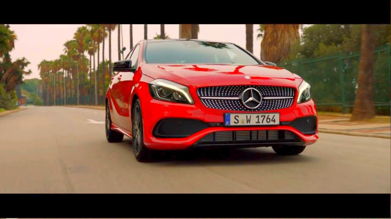 Mercedes benz a class 2017 tv commercial youtube for Mercedes benz tv