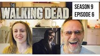 The Walking Dead - 9x6 Who Are You Now - Reaction