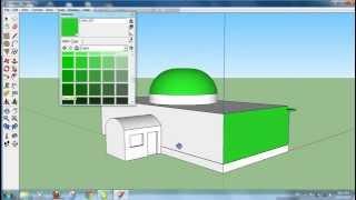 Video Tutorial Google Sketchup - Cara Membuat Bangunan Masjid Sederhana download MP3, 3GP, MP4, WEBM, AVI, FLV Desember 2017
