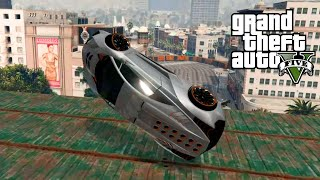 GTA 5 Online PC | STUNTERS VS SNIPERS 3 | ARCAVIOUSE MVP