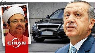 İşte Erdoğan'ın Diyanet İşleri Başkanı Görmez'e vereceği müjde! 2017 Video