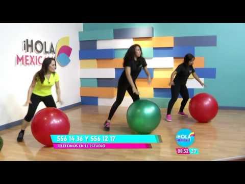 Hola Mexicali: Baile con pelotas