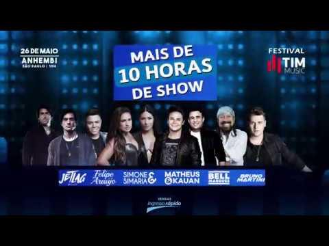 TIM MUSIC FESTIVAL SÃO PAULO 2018