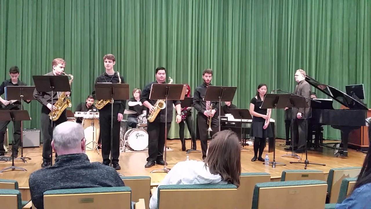 Ut Dallas Jazz Band Concert