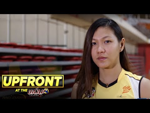 Angeli Tabaquero | UAAP Idol | Upfront at the UAAP