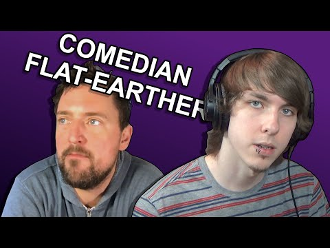 The Craziest Flat-Earther? thumbnail