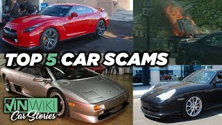 5 car SCAMS so good even dealers get screwed thumbnail