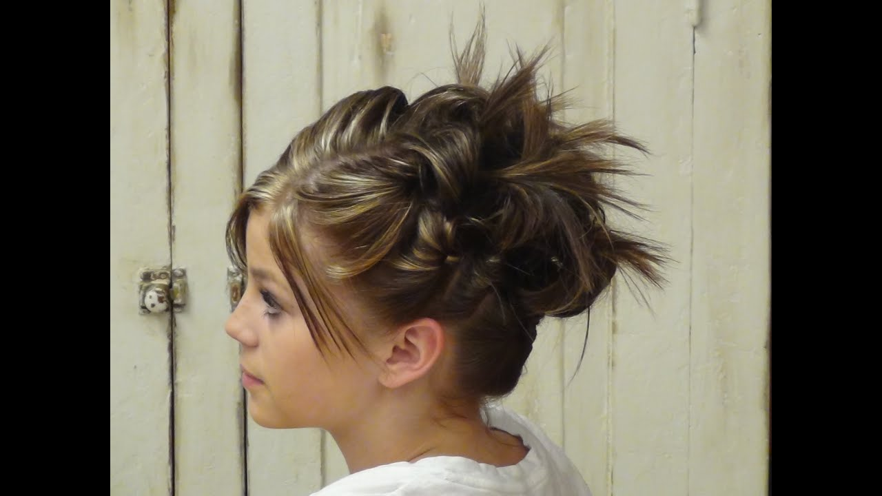 How To Style Hair UpDo Styles for Short Hair Hairstyles
